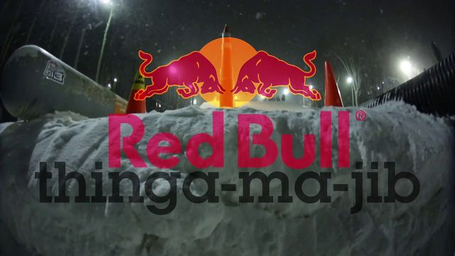 "Red Bull ""Thinga-ma-jib"""