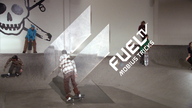 "Fuel TV ""Mobius Tricks"""