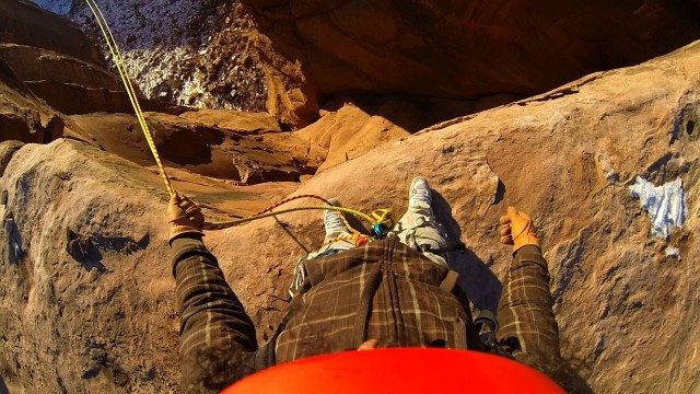 World's Most Insane Rope Swing Ever!!! – Canyon Cliff Jump
