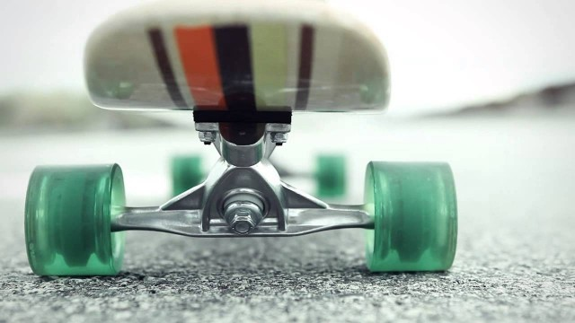 "OXELO SKATEBOARDS – ""Day Life in SF"" Longboard"