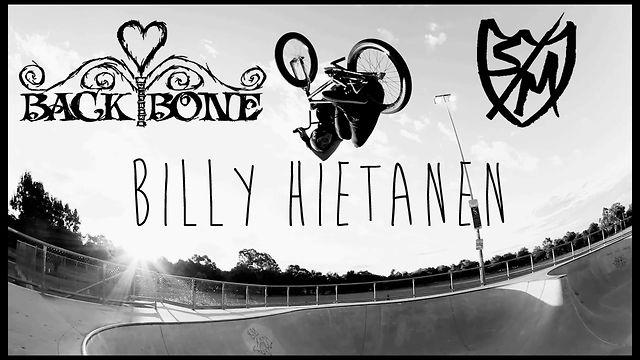 Billy Hietanen 2013