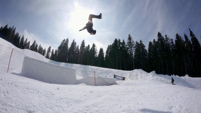 Rogla Freestyle Week with Nitro Team