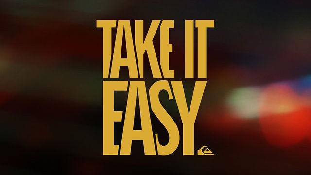 Take It Easy : Teaser