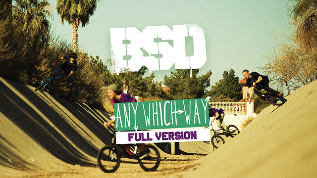 BSD 'Any Which Way' Full Version