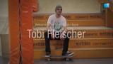 Welcome Tobi Fleischer to the Blue Tomato Skateboard Team!