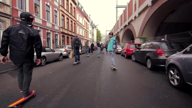GREENSKATE Cologne 2012
