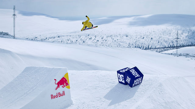 Red Bull Roll The Dice 2013 Kirovsk
