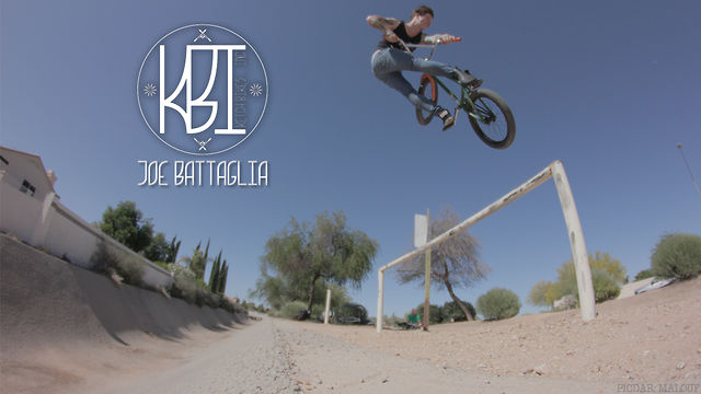 Ketch Bikes – Joe Battaglia in Arizona