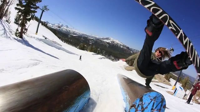 The Strangest Knowbuddy's at Mammoth