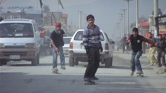 SKATEISTAN: TO LIVE AND SKATE KABUL