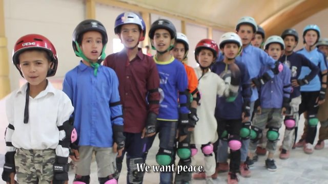 Peace: Hope for Life – A Message from Afghan Children