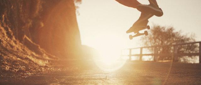 Racing Towards The Sun