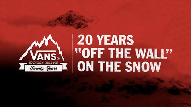 20 Years: Off the Wall, On the Snow – Trailer
