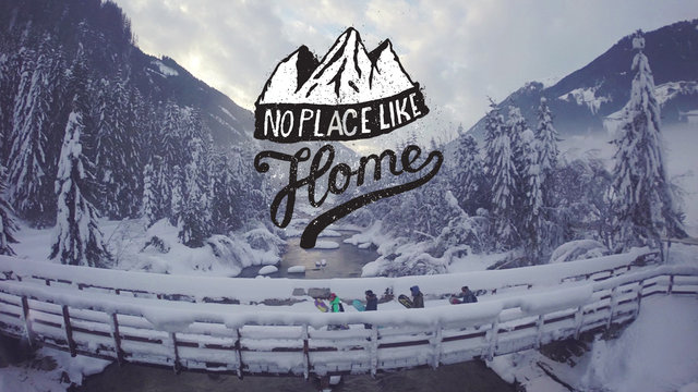 No Place Like Home – Julia Baumgartner